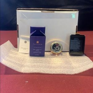 Tatcha Limited Edition Red Camellia Lip Balm
